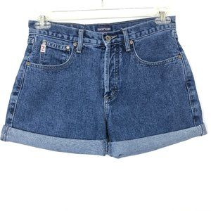 Vintage Guess High Waisted Denim Jean Shorts